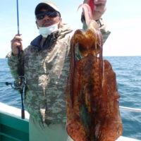 釣り船 久勝丸の2021年5月6日(木)1枚目の写真