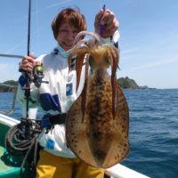 釣り船 久勝丸の2021年5月6日(木)2枚目の写真