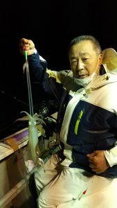 美浜釣舟センターの2021年5月7日(金)2枚目の写真