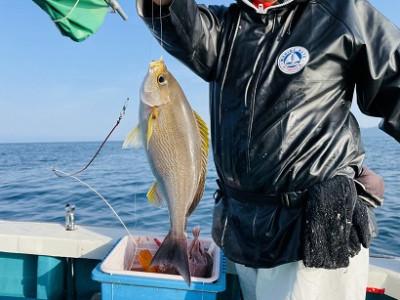 谷口釣船の2021年5月8日(土)2枚目の写真