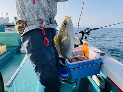 谷口釣船の2021年5月8日(土)5枚目の写真