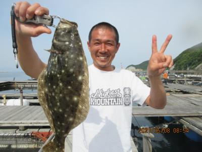 由良海つり公園&釣堀ランドの2021年5月8日(土)2枚目の写真