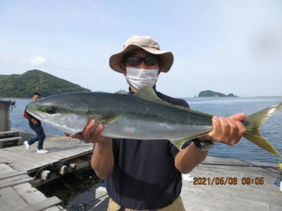 由良海つり公園&釣堀ランドの2021年5月8日(土)3枚目の写真