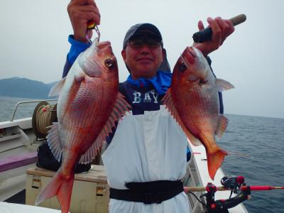 秀吉丸の2021年5月8日(土)2枚目の写真