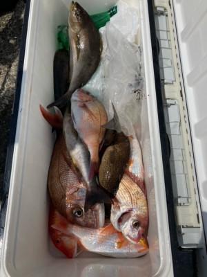 釣り船 黒潮丸の2021年5月9日(日)3枚目の写真