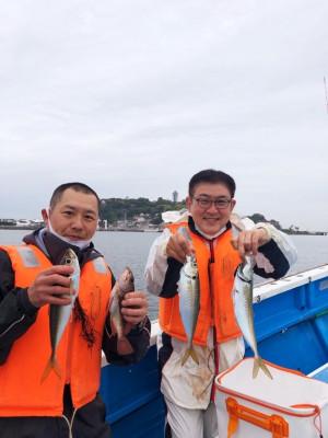 船宿 秋田屋の2021年5月7日(金)4枚目の写真