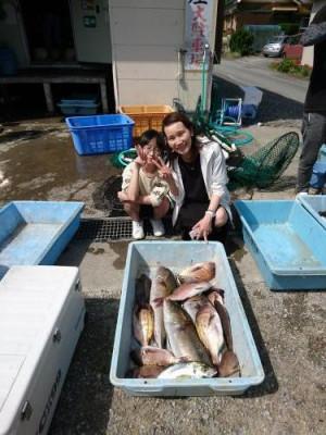 つり堀 傳八屋の2021年5月9日(日)2枚目の写真