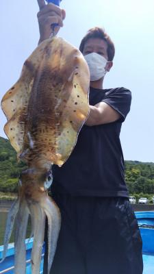 日乃出渡船の2021年5月9日(日)2枚目の写真