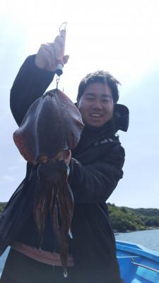 日乃出渡船の2021年5月4日(火)2枚目の写真