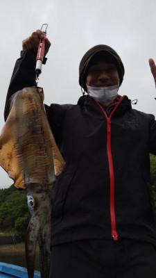 日乃出渡船の2021年5月1日(土)2枚目の写真