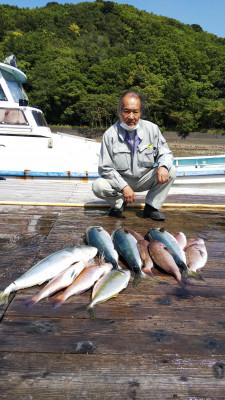 日乃出渡船の2021年4月30日(金)2枚目の写真