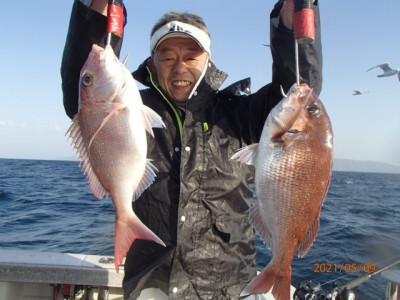 秀吉丸の2021年5月9日(日)2枚目の写真