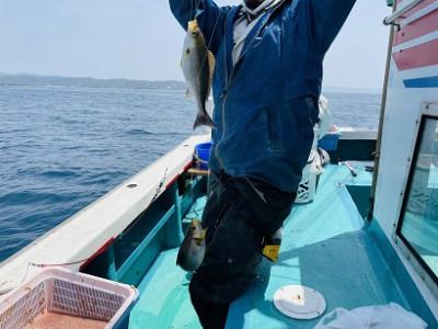 谷口釣船の2021年5月10日(月)5枚目の写真