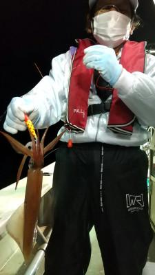 美浜釣舟センターの2021年5月8日(土)4枚目の写真