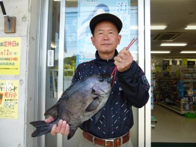 柴釣具商会の2021年5月9日(日)1枚目の写真