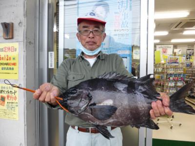 柴釣具商会の2021年5月9日(日)2枚目の写真
