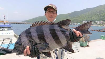 あづまや渡船の2021年5月9日(日)1枚目の写真