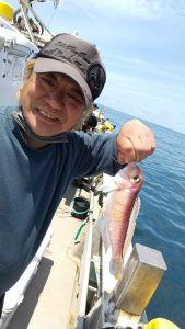 美浜釣舟センターの2021年5月11日(火)1枚目の写真