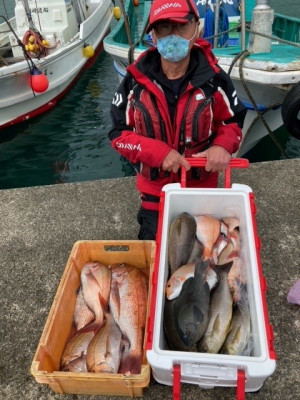 釣り船 黒潮丸の2021年5月12日(水)1枚目の写真