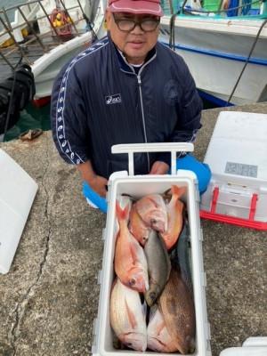 釣り船 黒潮丸の2021年5月12日(水)2枚目の写真