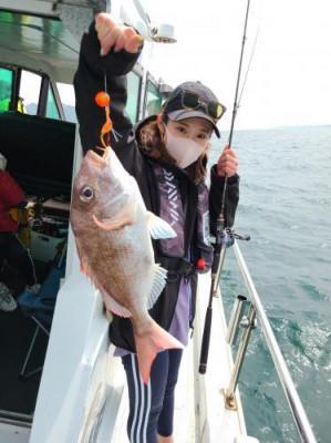 まこと遊漁の2021年5月13日(木)2枚目の写真