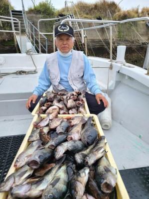 まこと遊漁の2021年5月13日(木)4枚目の写真