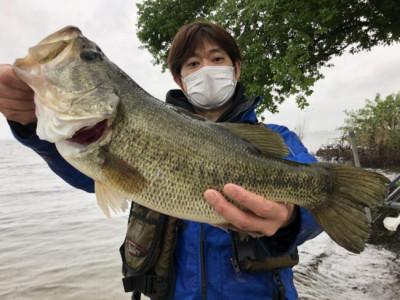 琵琶湖ランカーハウスの2021年5月12日(水)3枚目の写真