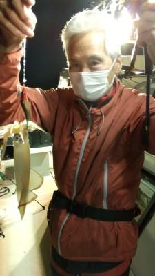 美浜釣舟センターの2021年5月14日(金)4枚目の写真