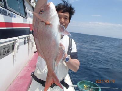 秀吉丸の2021年5月15日(土)5枚目の写真