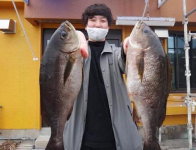 丸銀釣りセンターの2021年5月14日(金)1枚目の写真