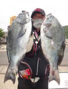丸銀釣りセンターの2021年5月14日(金)3枚目の写真