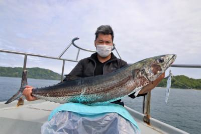 西岡遊漁の2021年5月14日(金)1枚目の写真
