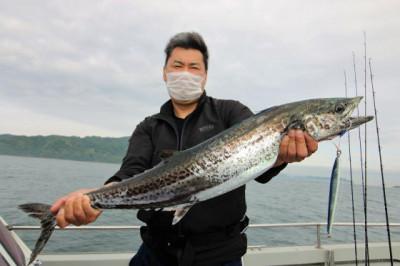 西岡遊漁の2021年5月14日(金)3枚目の写真