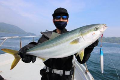 西岡遊漁の2021年5月15日(土)2枚目の写真