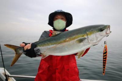 西岡遊漁の2021年5月15日(土)3枚目の写真