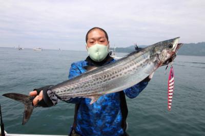 西岡遊漁の2021年5月15日(土)5枚目の写真
