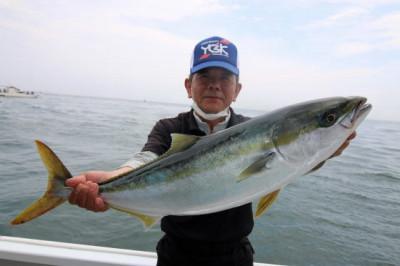 西岡遊漁の2021年5月16日(日)2枚目の写真
