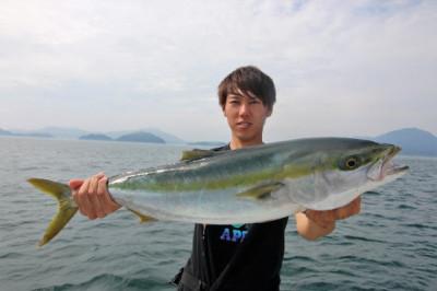 西岡遊漁の2021年5月16日(日)3枚目の写真