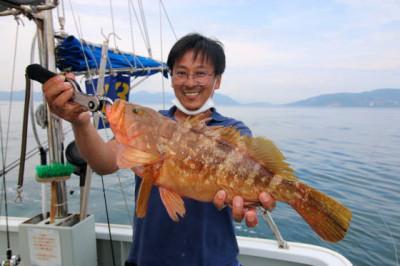 西岡遊漁の2021年5月16日(日)5枚目の写真