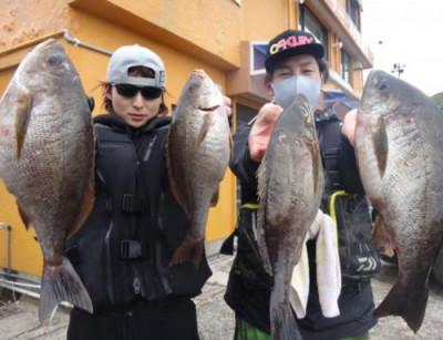 丸銀釣りセンターの2021年5月17日(月)1枚目の写真