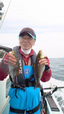 釣り船 秀進丸の2021年5月18日(火)1枚目の写真