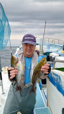 釣り船 秀進丸の2021年5月18日(火)2枚目の写真