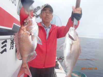 秀吉丸の2021年5月18日(火)2枚目の写真