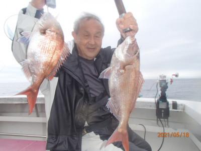 秀吉丸の2021年5月18日(火)3枚目の写真