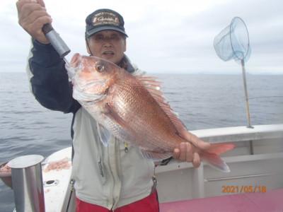 秀吉丸の2021年5月18日(火)5枚目の写真