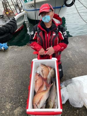 釣り船 黒潮丸の2021年5月19日(水)1枚目の写真
