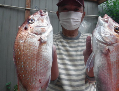 奥村釣船の2021年5月20日(木)2枚目の写真
