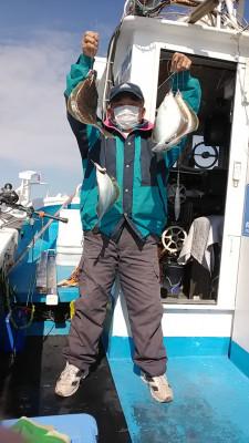 釣りキチ丸の2021年5月20日(木)1枚目の写真
