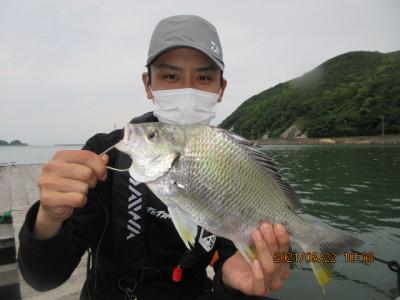 由良海つり公園&釣堀ランドの2021年5月22日(土)2枚目の写真