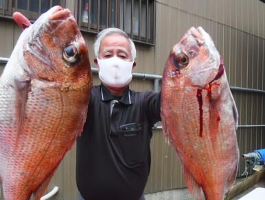 奥村釣船の2021年5月22日(土)1枚目の写真